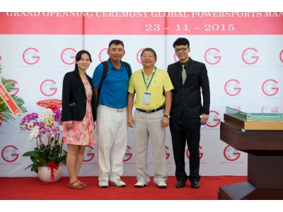 GPMI Grand Opening Ceremony